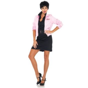 Grease Pink Ladies Jacket Adult Costume