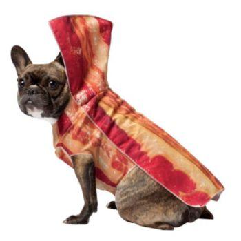 Bacon Pet Costume