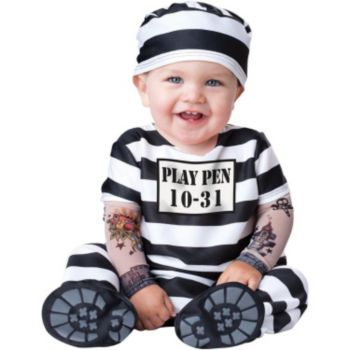 Time Out Infant  Toddler Costume