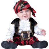Cap'N Stinker Pirate Infant  Toddler Costume