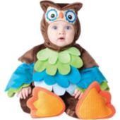 What A Hoot Owl Infant  Toddler Costume