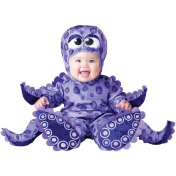 Tiny Tentacles Octopus Infant  Toddler Costume