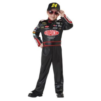 NASCAR Jeff Gordon Husky Child Costume