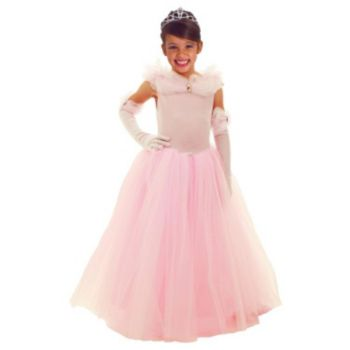 Pink Princess Auria Child Costume