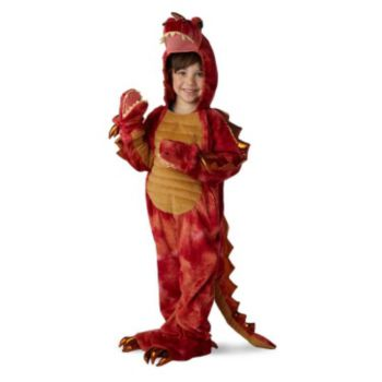 Hydra the Three-Headed Dragon Child Costume