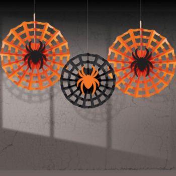 Spider Web  Hanging Fans