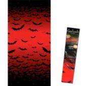 Flying Bats Red Sky Room Roll