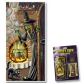 Witch's Brew Door Cover