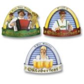 Oktoberfest Sign Cutouts-3 Per Unit