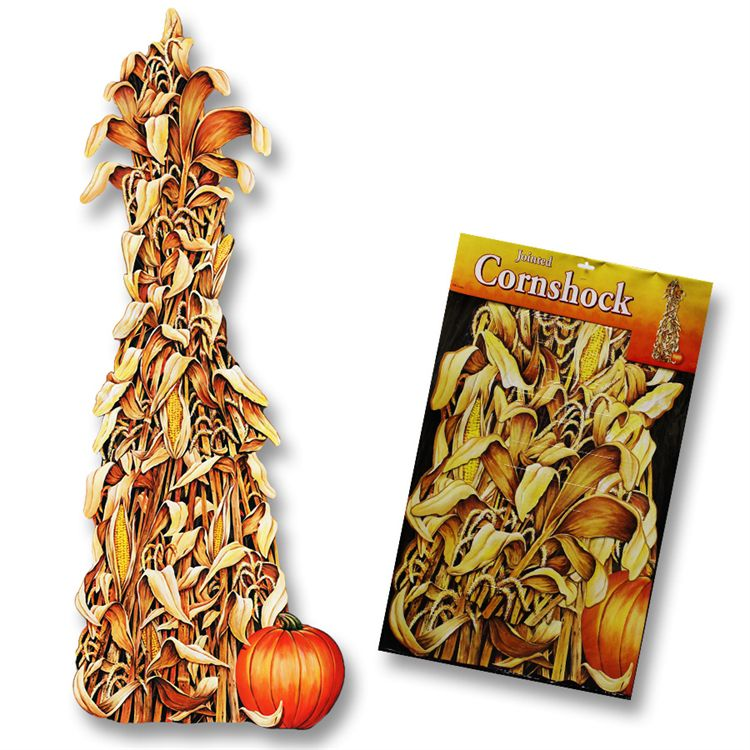 Corn Shock  Jointed Cutout