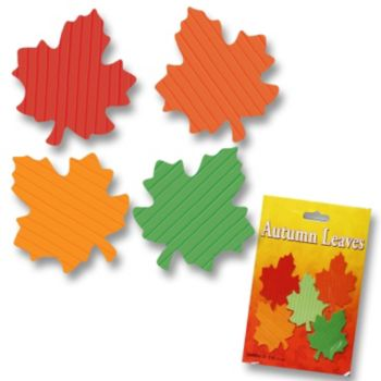 Fall Color Tissue Leaves