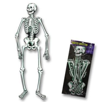 "Skeleton Jointed   56"" Cutout"