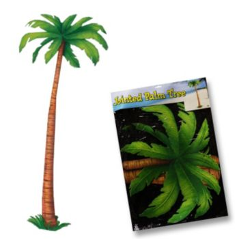 Palm Tree  6' Jointed Cutout