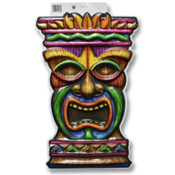 Tiki Idol  Wall Decoration