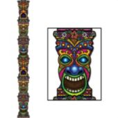Tiki Totem Jointed Cutout