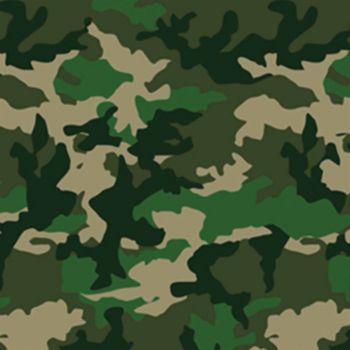 Camouflage  Scene Setter Roll
