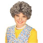 Mom Grey Wig