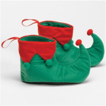 Holiday Elf Shoes