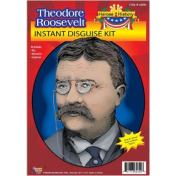 Heroes In History - Theodore Roosevelt Accessory Kit