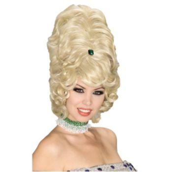 Beehive Blonde Wig