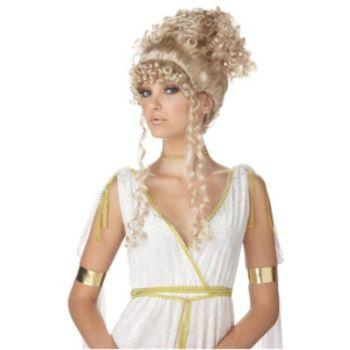 Athenian Goddess Wig - Blonde