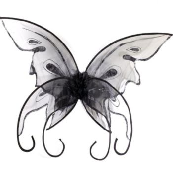 Black Butterfly Wings