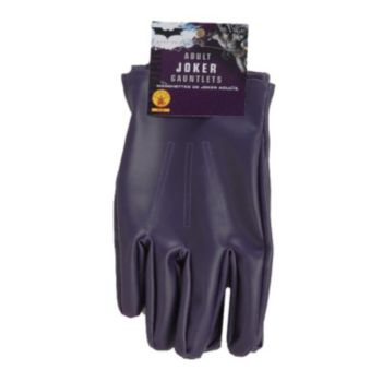 Batman Dark Knight Joker Adult Gloves