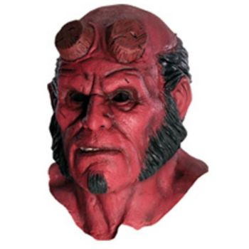 Hellboy 2 Hellboy Deluxe Latex Mask