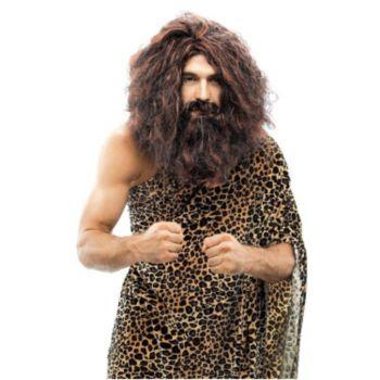 Caveman Wig Set