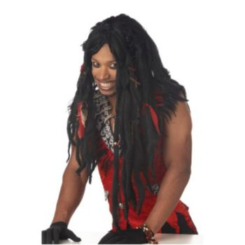 Voodoo Dreads Adult Wig