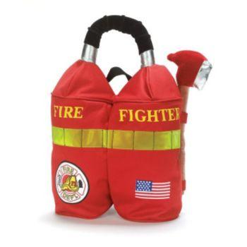 Firefighter Children's Backpack