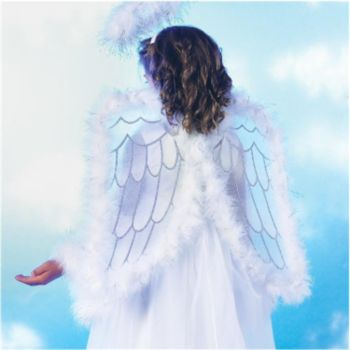 Pretty Angel Children's Wings