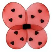 Ladybug Child Wings