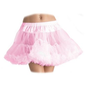 Pink Plus Tulle Petticoat