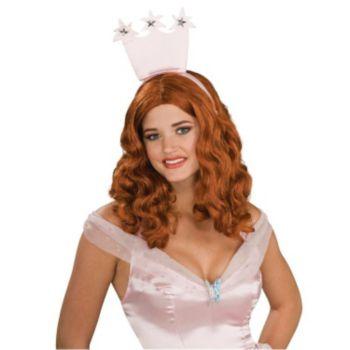 Wizard Of Oz Deluxe Glinda Wig Adult