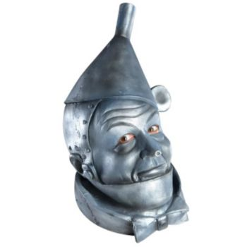 Wizard Of Oz Tin Man Deluxe Mask Adult