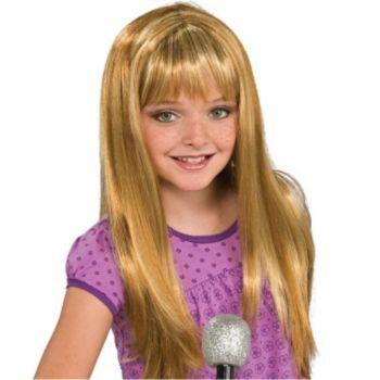 Rock Diva Wig Child