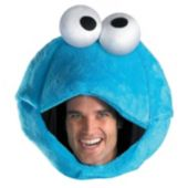 Sesame Street Cookie Monster Adult Headpiece