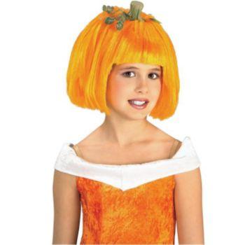 Pumpkin Spice Wig