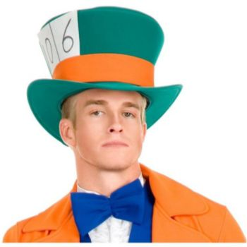Mad Hatter Adult Hat