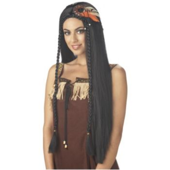 Native Princess Wig