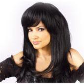 Trendsetter Black Wig