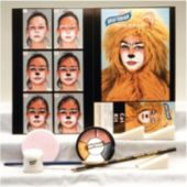Cat Face Paint Kit