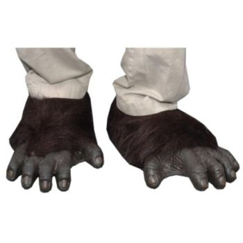 Adult Gorilla Feet