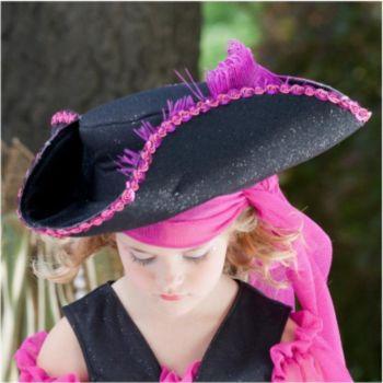 Caribbean Pirate Child Hat