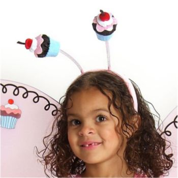 Cupcake Fairy Child Headboppers