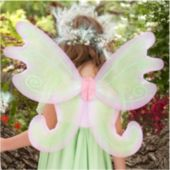 Spring Fairy Child Wings