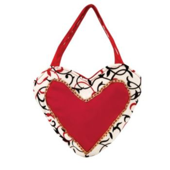 Queen Of Hearts Purse