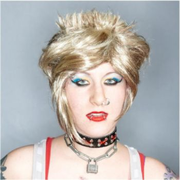 Punk Adult Wig