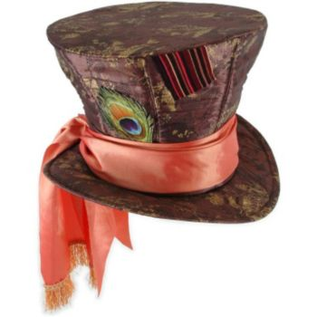 Alice In Wonderland Movie - Mad Hatter Hat Adult